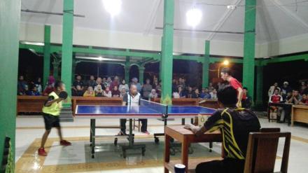 Pekan Olahraga Desa Caturharjo 2019