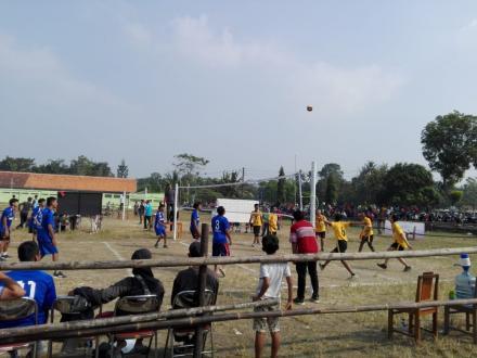 Final Pekan Olahraga Desa Caturharjo