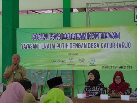 Yayasan Teratai Putih Yogyakarta