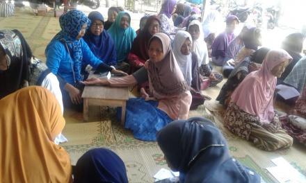 Pos Bindu dan Kelas Hipertensi Dusun Gumulan
