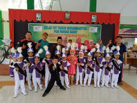 Hari Milad Ke-107 Muhammadiyah