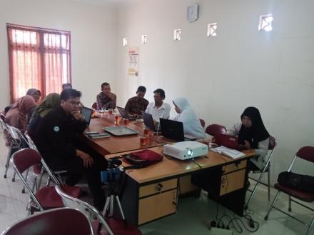 Rapat Koordinasi Tim Perencana Desa Caturharjo