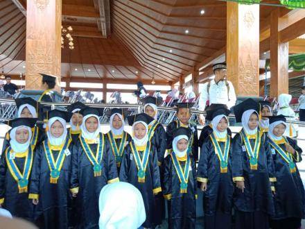 Wisuda 1000 Santri TKA/TPA Kabupaten Bantul