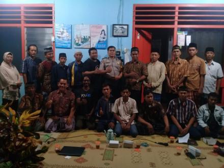 Sosialiasasi Gerakan 4.000 Jogangan di Dusun Korowelang