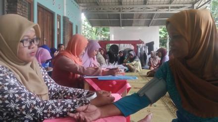 Kelas Hipertensi Dusun Gumulan