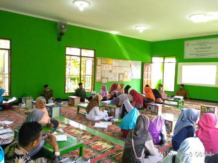 Pertemuan Rutin Ustadzah Tingkat Kecamatan Pandak