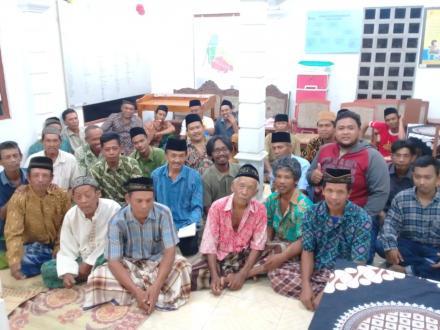 Dusun Glagahan Siap Gerakan 4000 jogangan