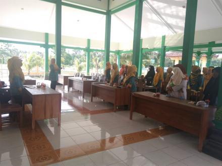 Pertemuan Rutin TP-PKK Desa Caturharjo