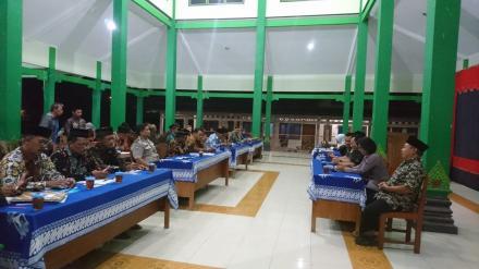 Pembentukan Panitia Pemilihan Lurah Desa Caturharjo