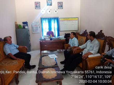 Monitoring dan Evaluasi Sistem Informasi Desa