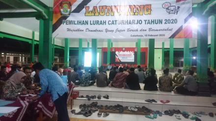 Sosialisasi Pemilihan Lurah Desa Tahun 2020