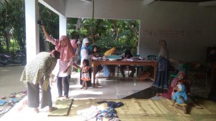 Posyandu Balita dan Lansia Dusun Gluntung Kidul