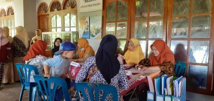 Program Kerja  PKK Kecamatan Pandak Dusun Gluntung lor