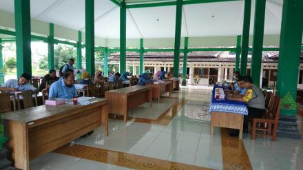 Pra Musyawarah  Desa Data PBI JKN dan DTKS