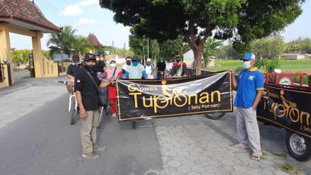 Gowes Tuponan Gama Indah