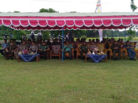 TMMD Desa Caturharjo tahun 2017