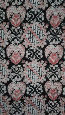 Batik dari dusun Kuroboyo
