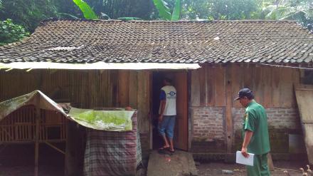 Program Kegiatan RTLH Desa Caturharjo
