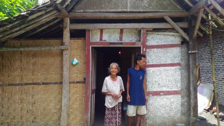 RTLH Desa Caturharjo tahun 2017
